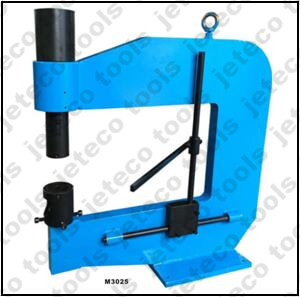 G shape hydraulic stand punch