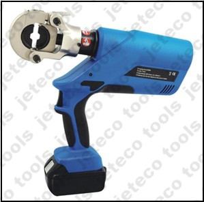 New EZ-300 battery crimping tool