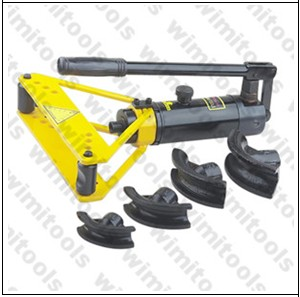 HHW-2-3-4 hydraulic pipe bender